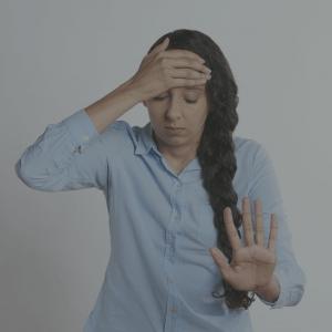 A desarrumação causa stress