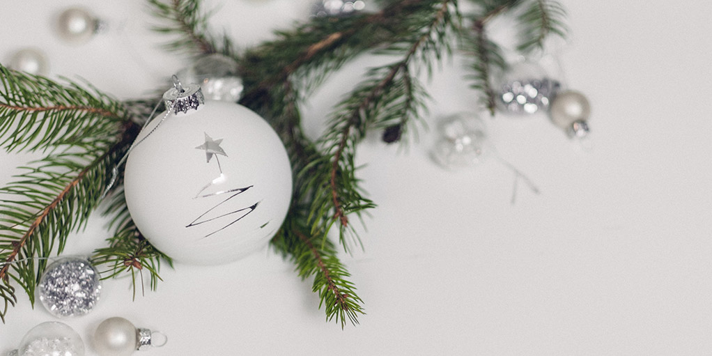 Decorações de Natal para organizar
