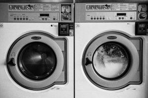 máquina da roupa