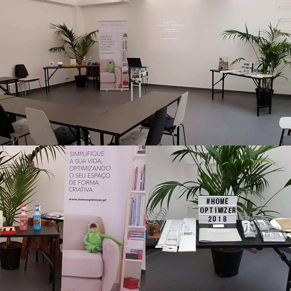 Workshop HO : Cozinhas & Despensas