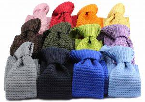 Organização de Gravatas Coloridas