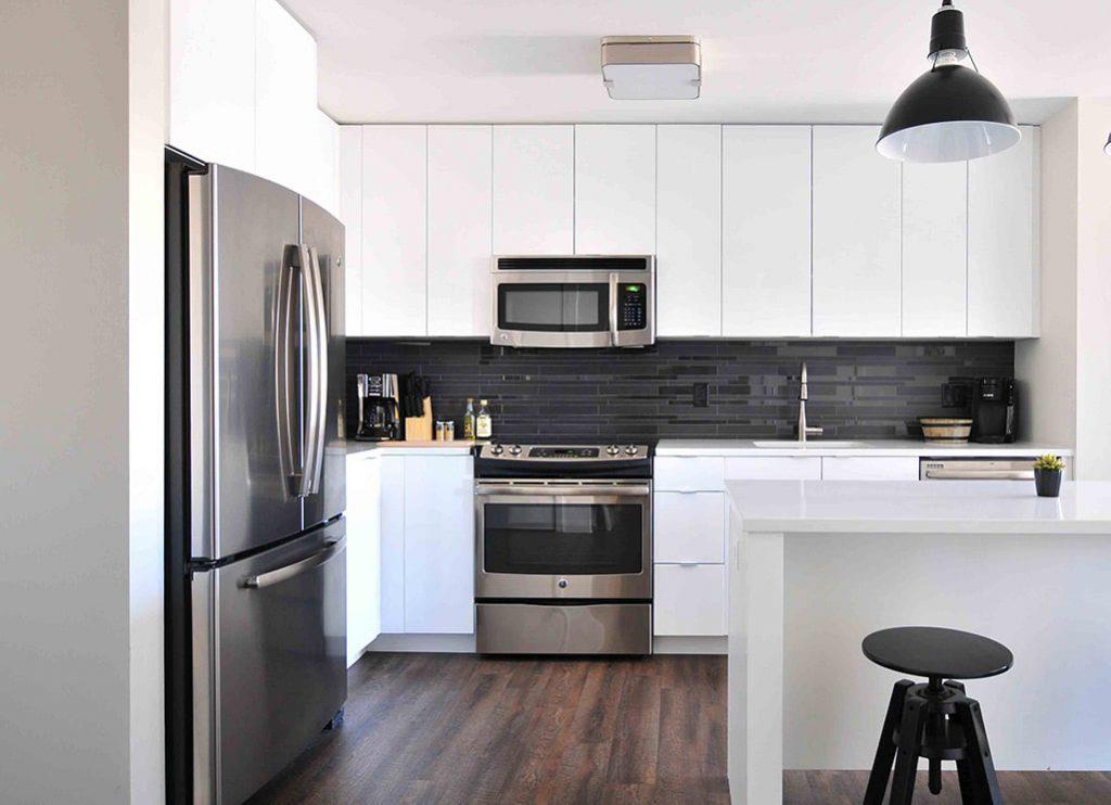 Cozinha Organizada e Funcional