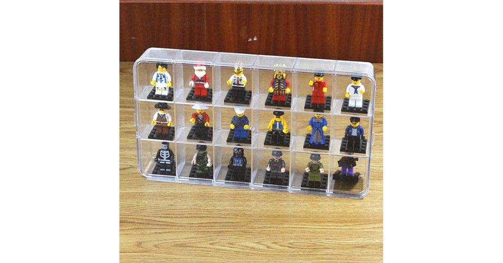 Caixa organizadora para Legos