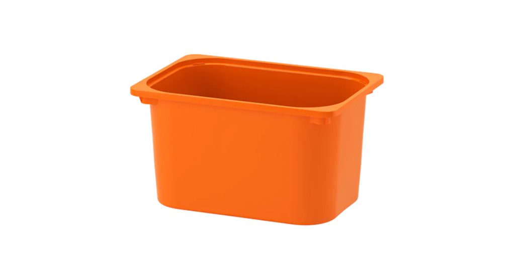 Caixas de organização para armários e gavetões