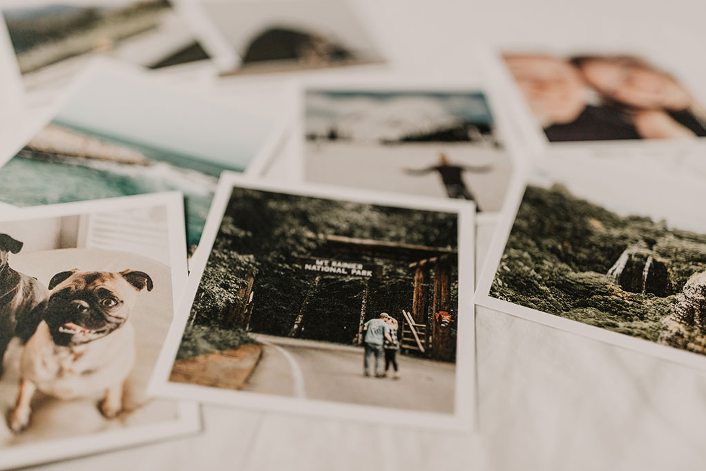 Fotografias Polaroid