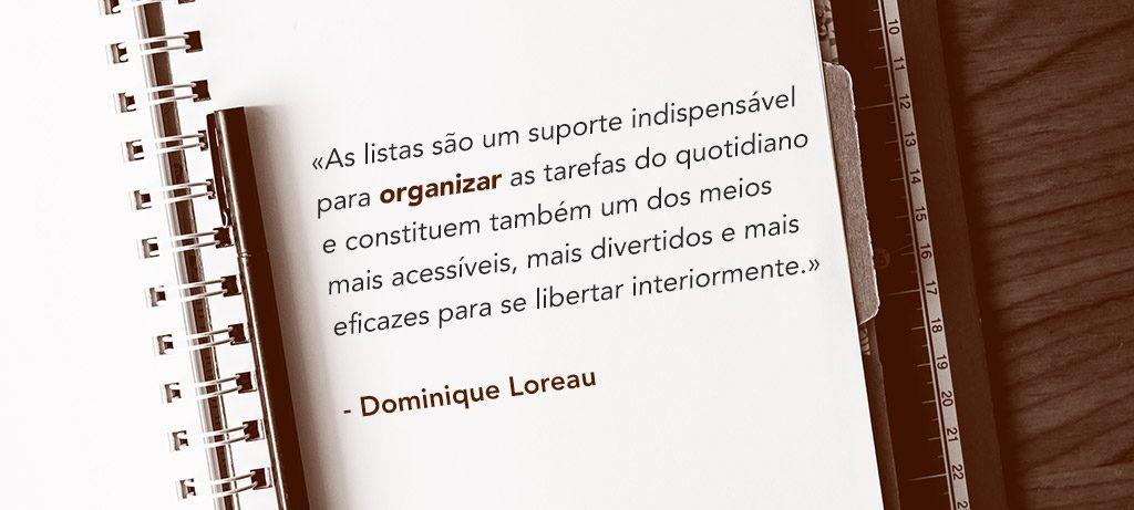 Frase de Dominique Loreau