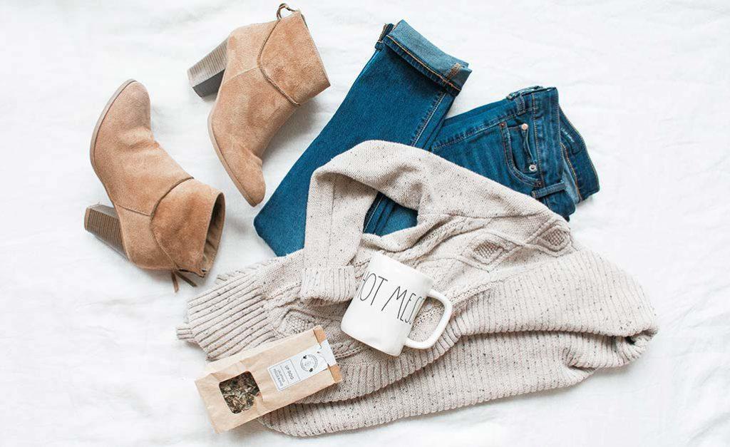 Outfit meia estação
