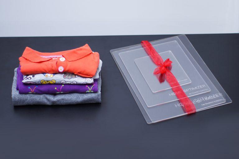 Dobradores de roupa Home Optimizer