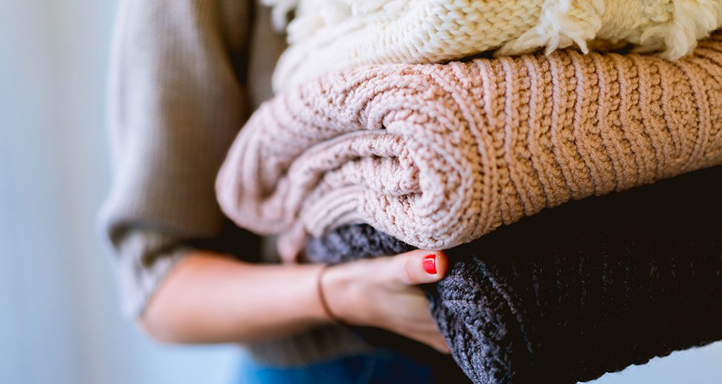 Organizar roupa
