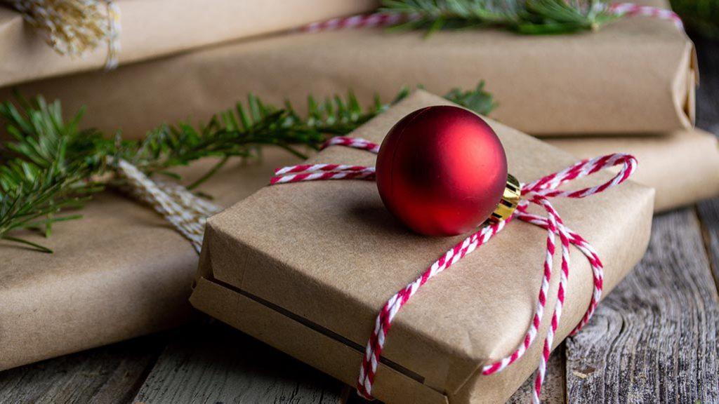 Enfeites de Natal – Presentes de Natal