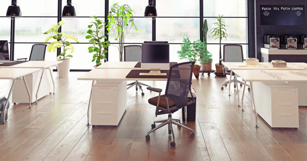 organização de escritórios home optimizer